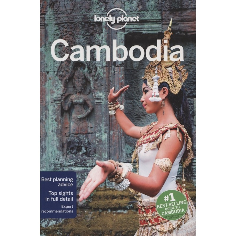 Cambodia: Lonely Planet Travel Guide