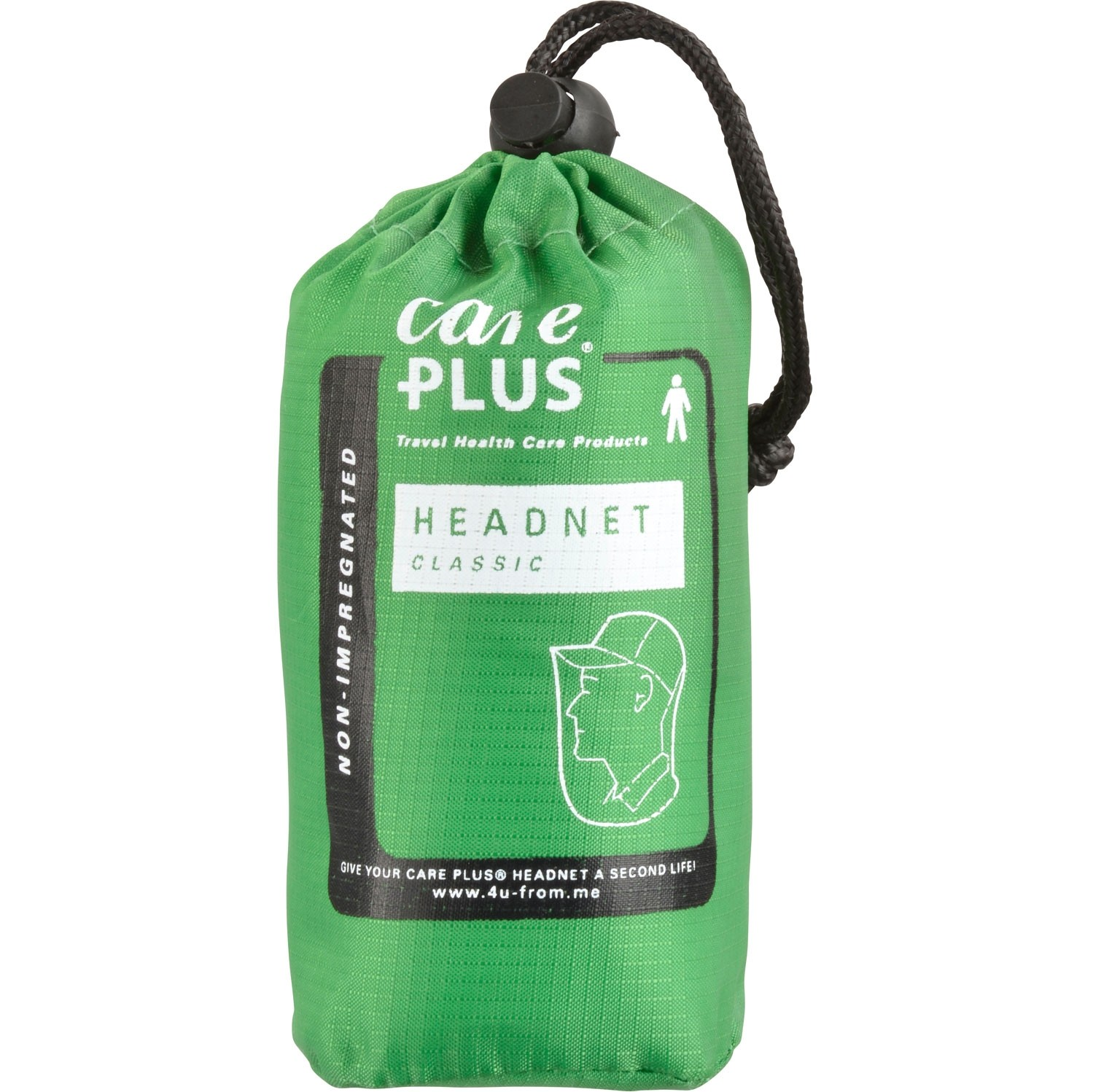 Care Plus Classic Headnet - Green