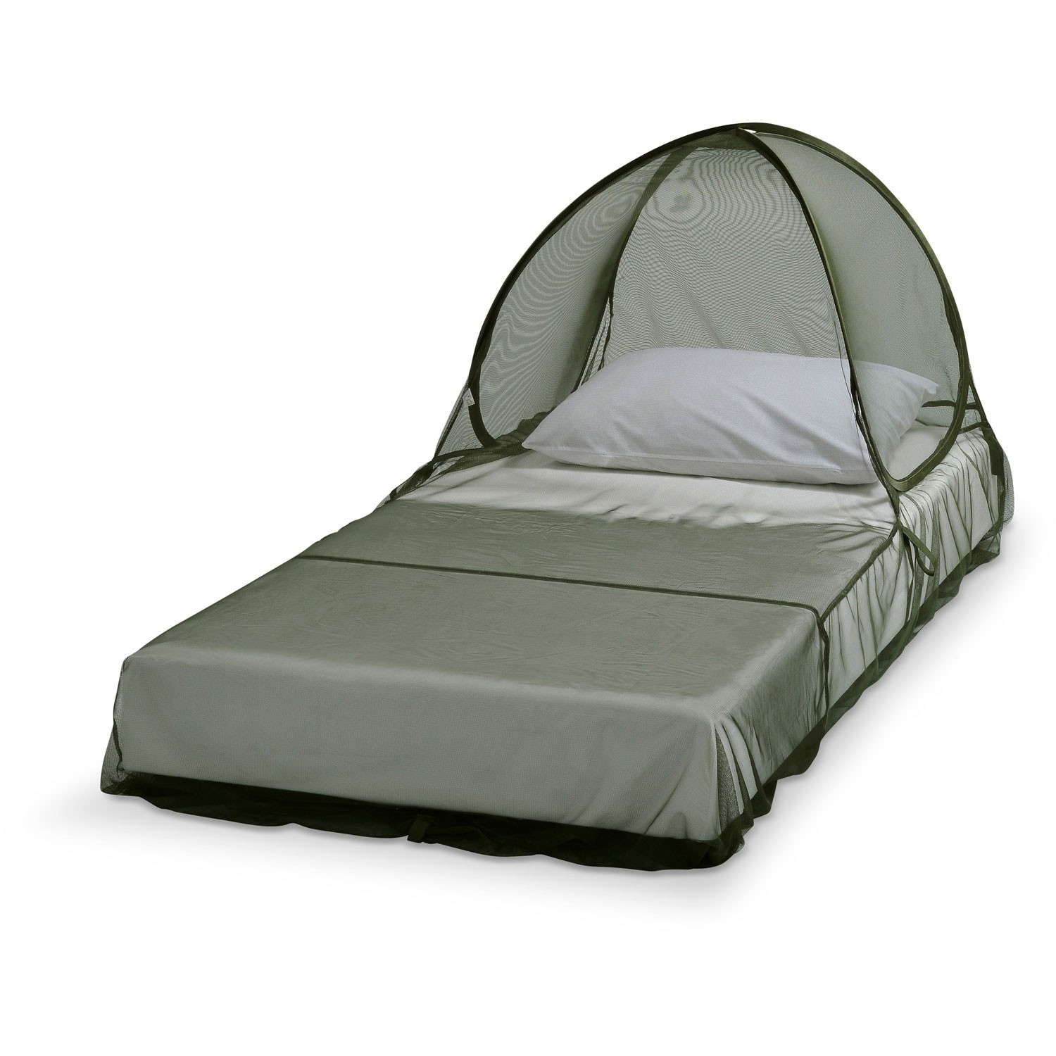 Care Plus Pop Up Dome Mosquito Net - Green