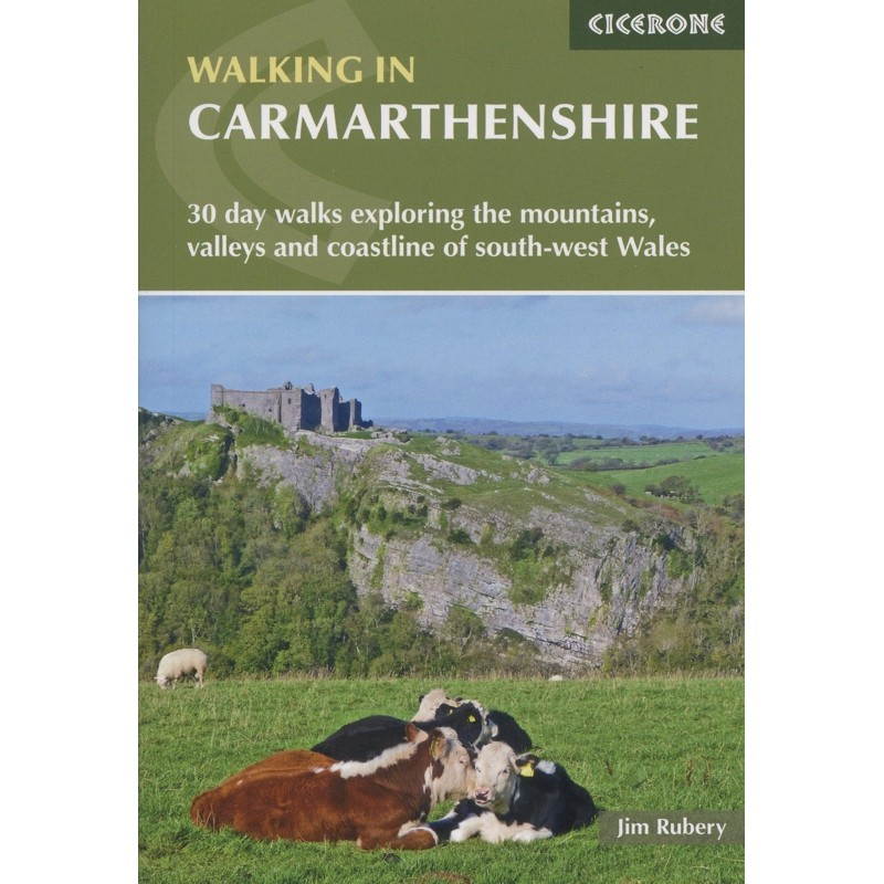 Walking in Carmarthenshire by Cicerone