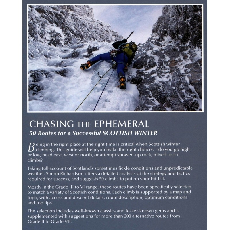 Chasing the Ephemeral: 50 Routes for a Successful SCottish Winter