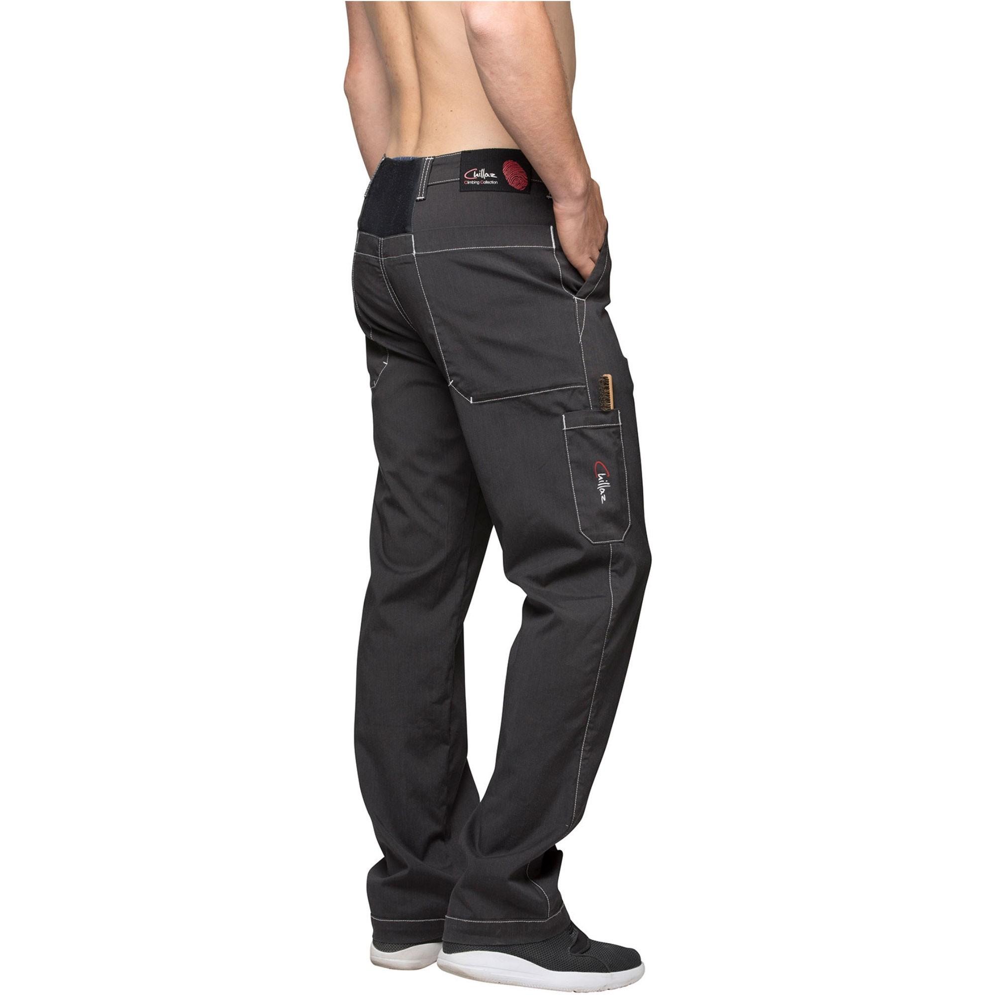 Chillaz Dani Climbing Pants - Titan - side