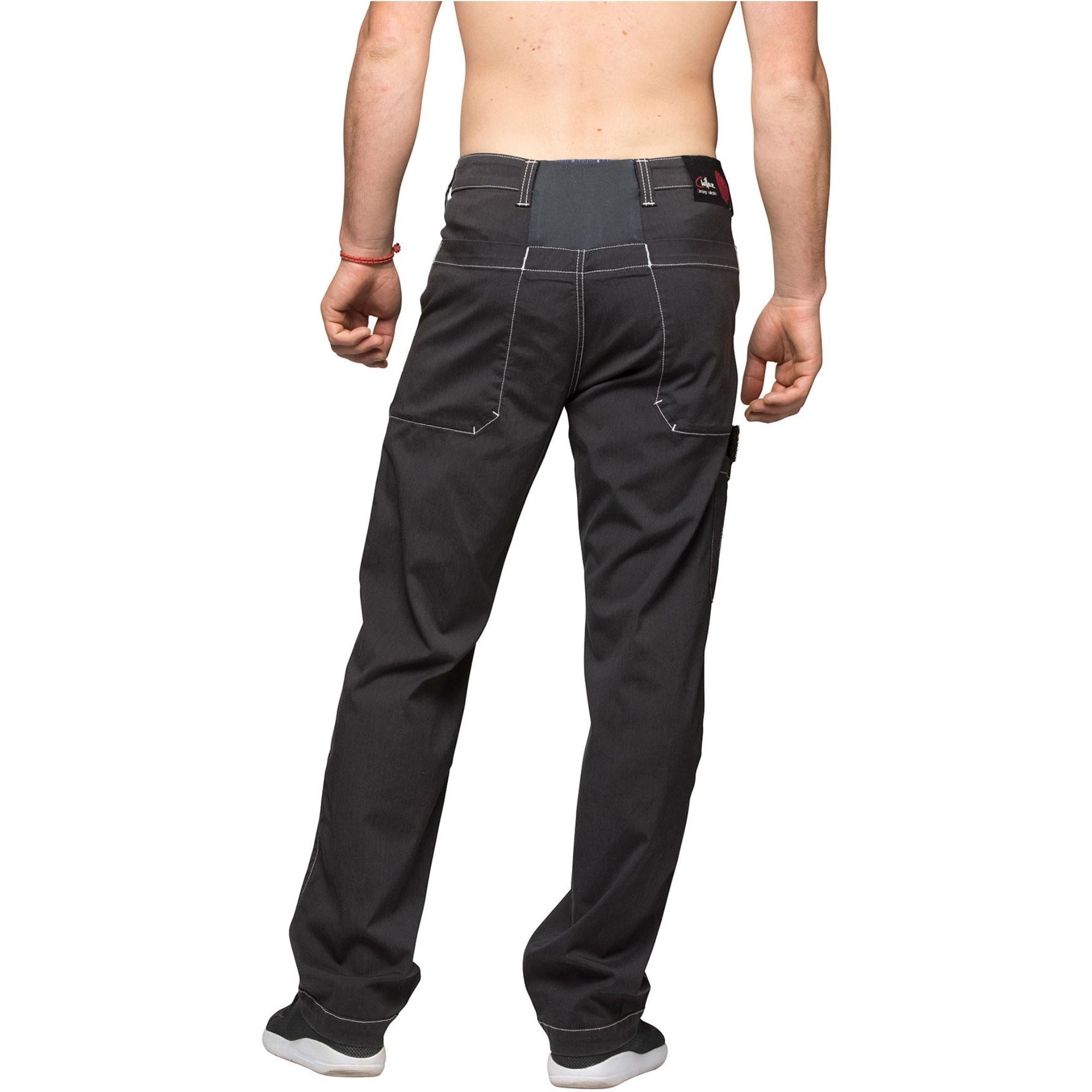 Chillaz Dani Climbing Pants - Titan - back