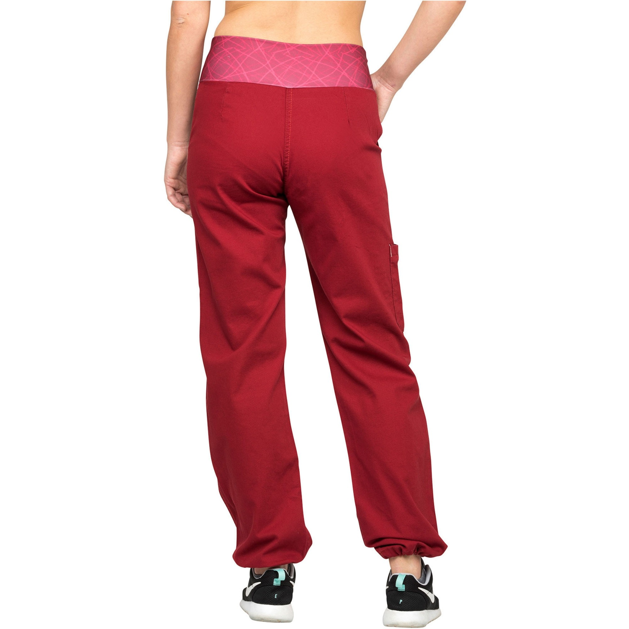 Chillaz-Sandra-Pant-Red-2-S18