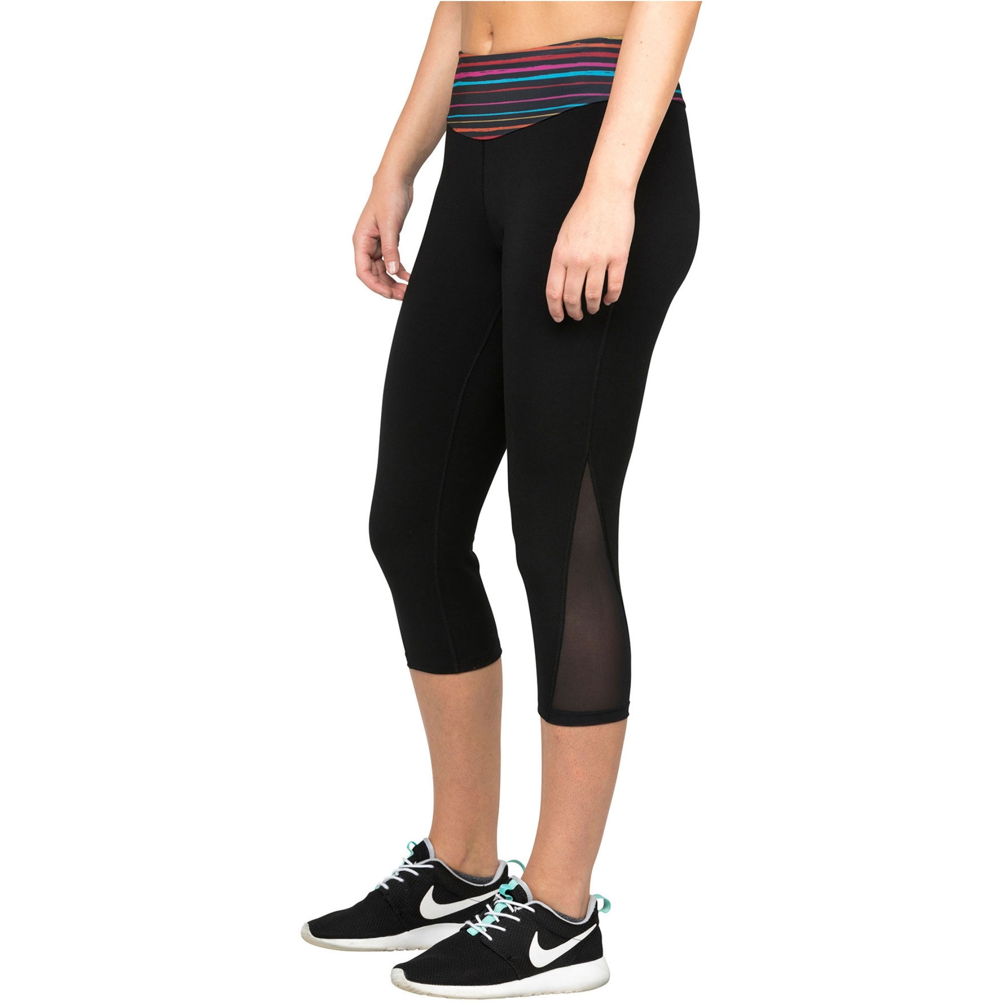 Chillaz Women's Sundergrund 3/4 Pants - Black - Side