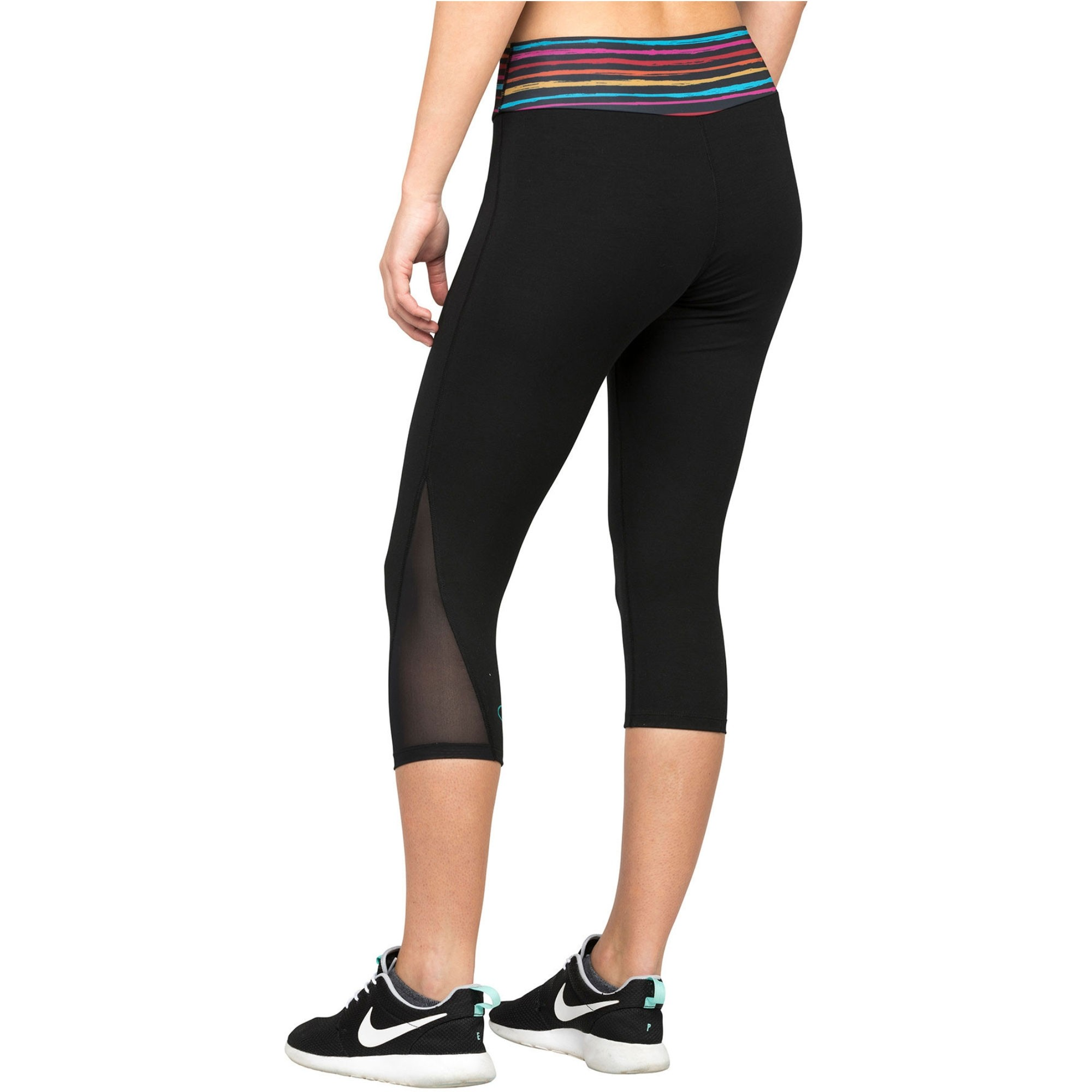 Chillaz Women's Sundergrund 3/4 Pants - Black - Back