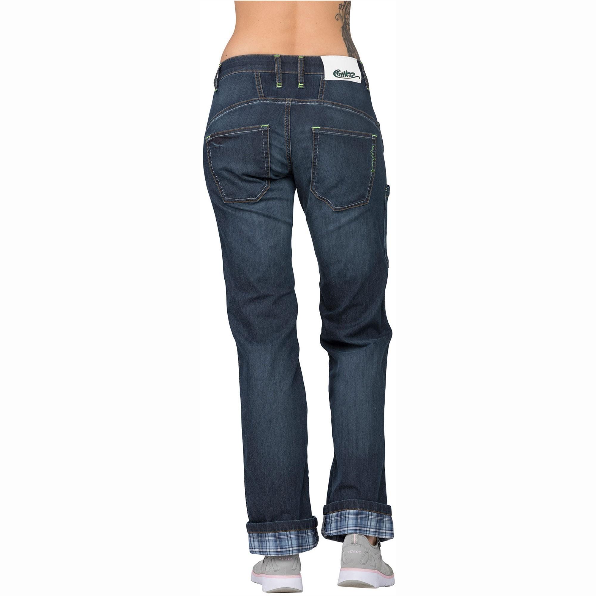 Chillaz Women's Working Pants - Indigo