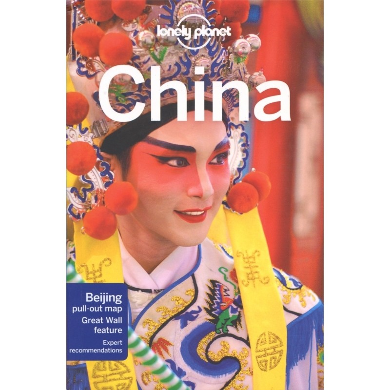 China: Lonely Planet Travel Guide