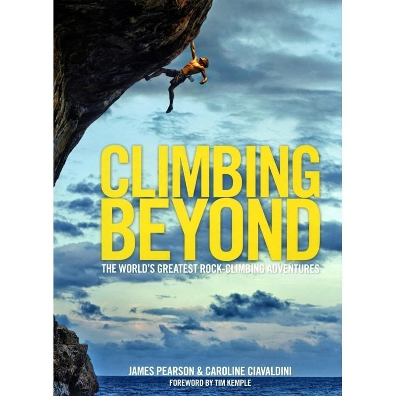 Climbing Beyond: James Pearson & Caroline Ciavaldini