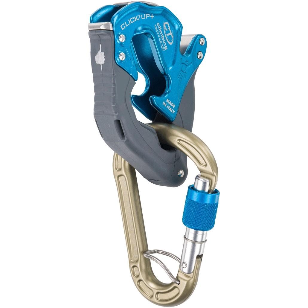 Climbing Technology Click Up Plus - Light Blue