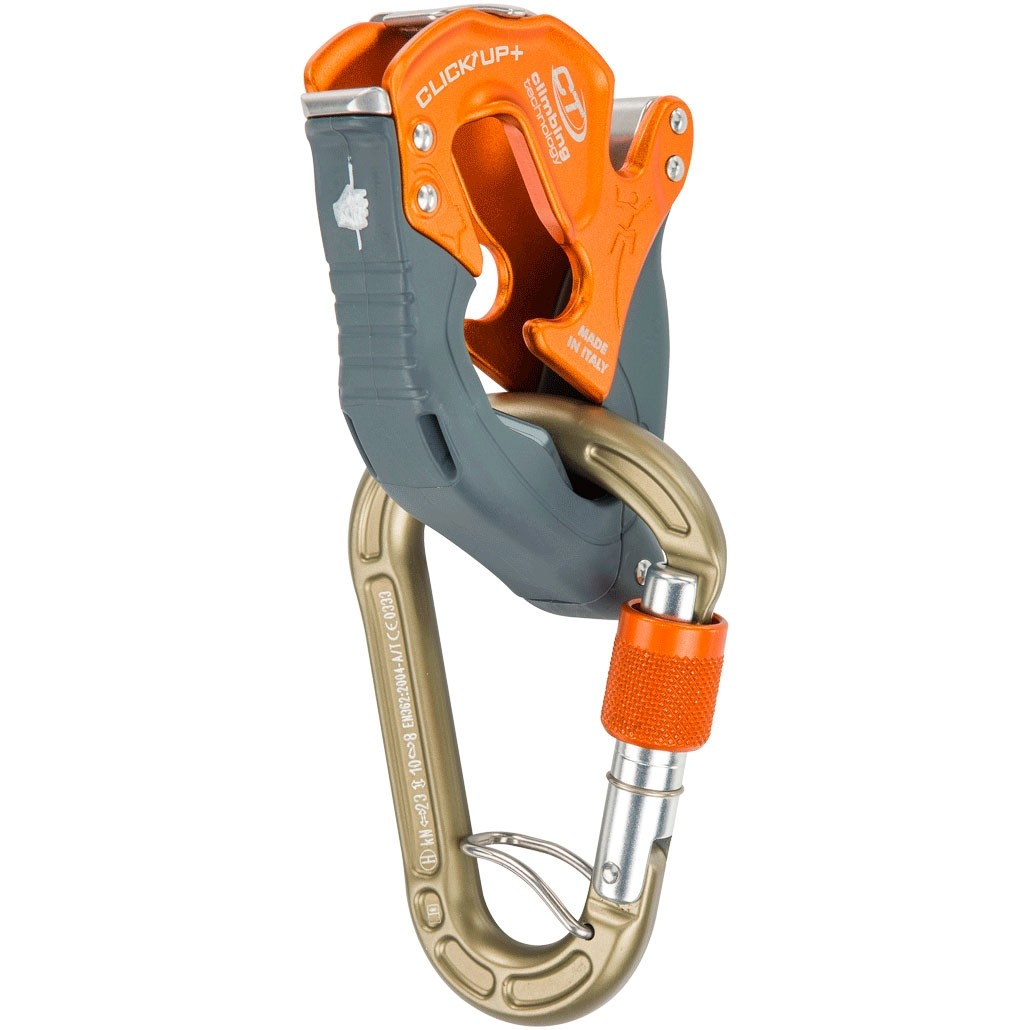 Climbing Technology Click Up Plus - Lobster