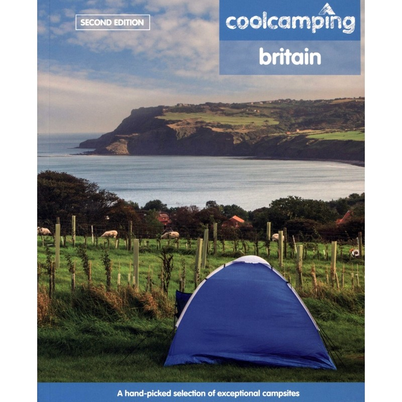 Cool Camping Britain by Punk Publishing