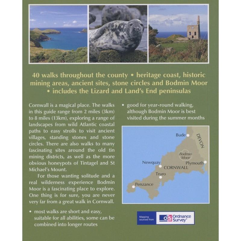 Walking in Cornwall by Cicerone