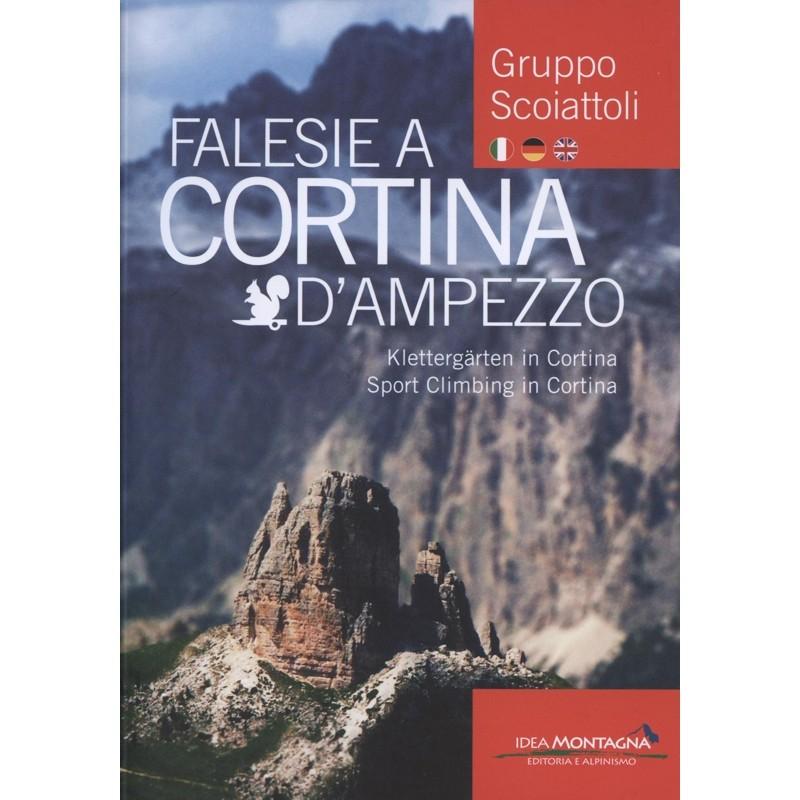 Sport Climbing in Cortina: Falesie a Cortina d'Ampezzo by Idea Montagna