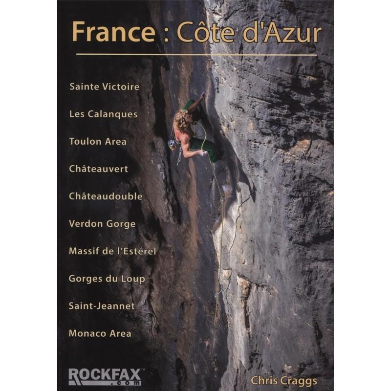 France: Cote d'Azur: Rockfax
