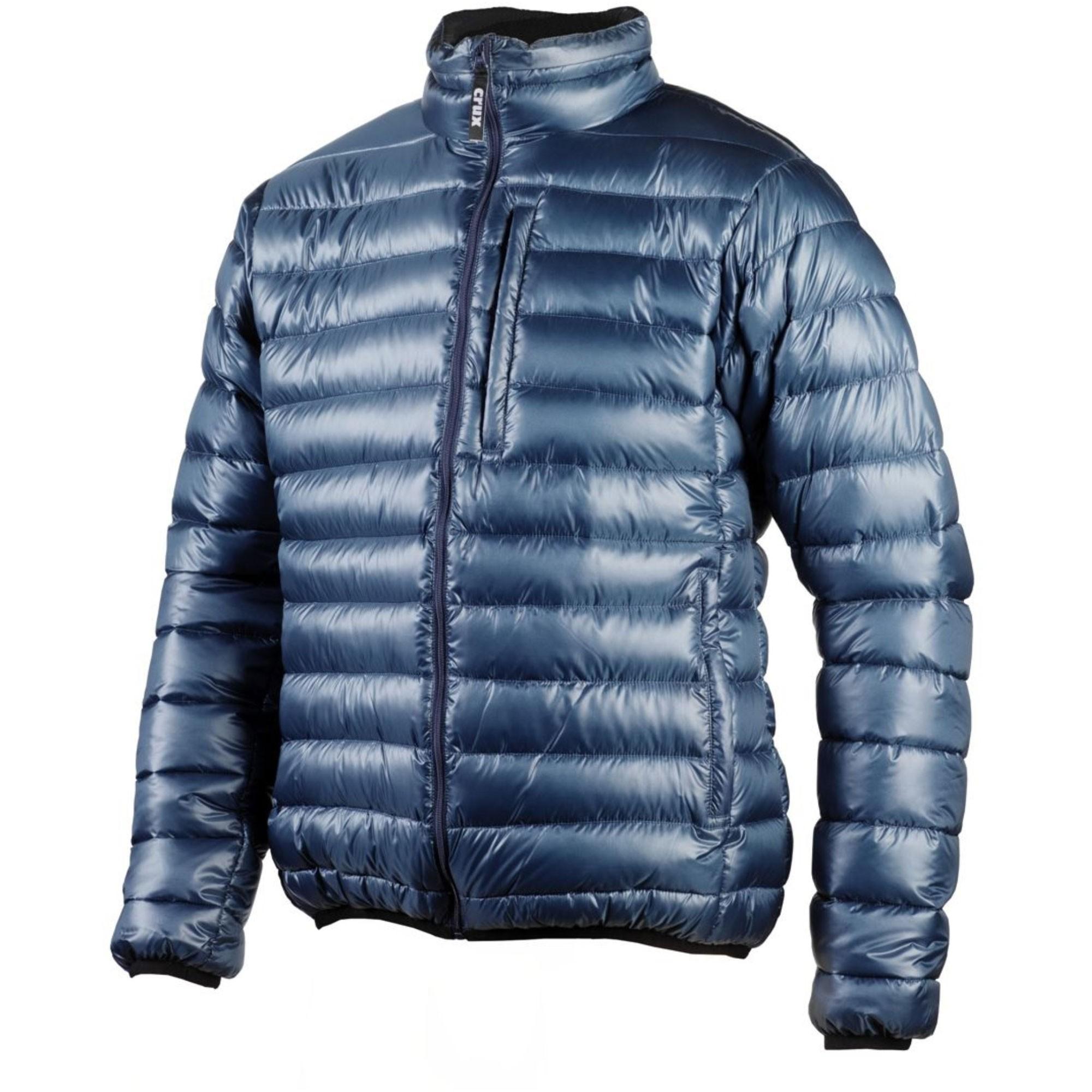 Crux Pyro Down Jacket - Diesel Blue