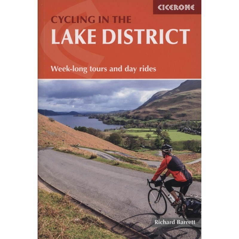 Cycling in the Lake District: week-long tours and day rides by Cicerone