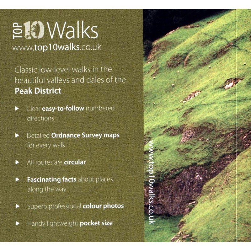 Dales & Valleys: Classic low-level walks in the Peak District: Top 10 Walks by Northern Eye