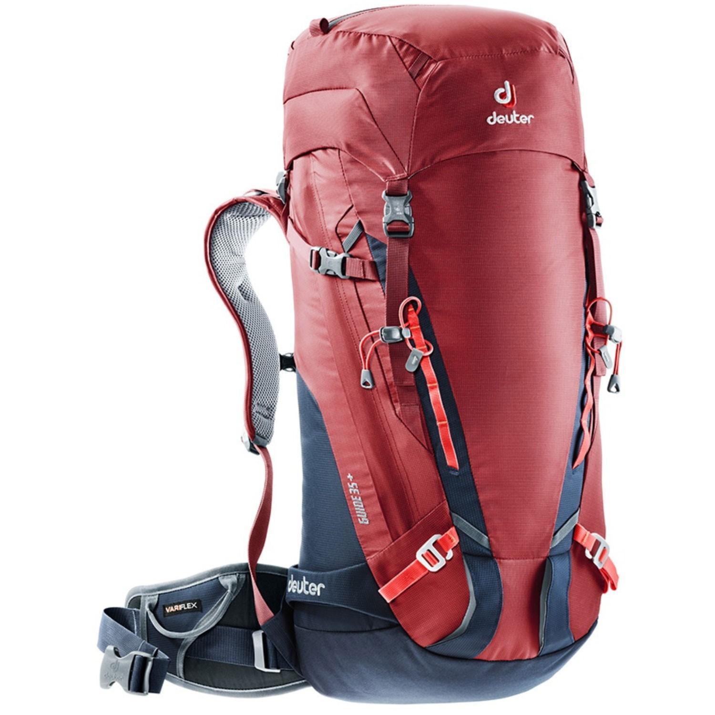 DEUTER - Guide 35+ Alpine Rucksack - Cranberry/Navy