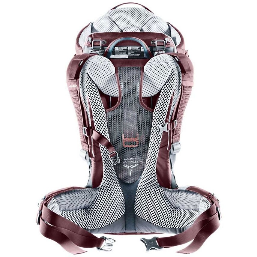 Deuter Kid Comfort Child Carrier - Back System