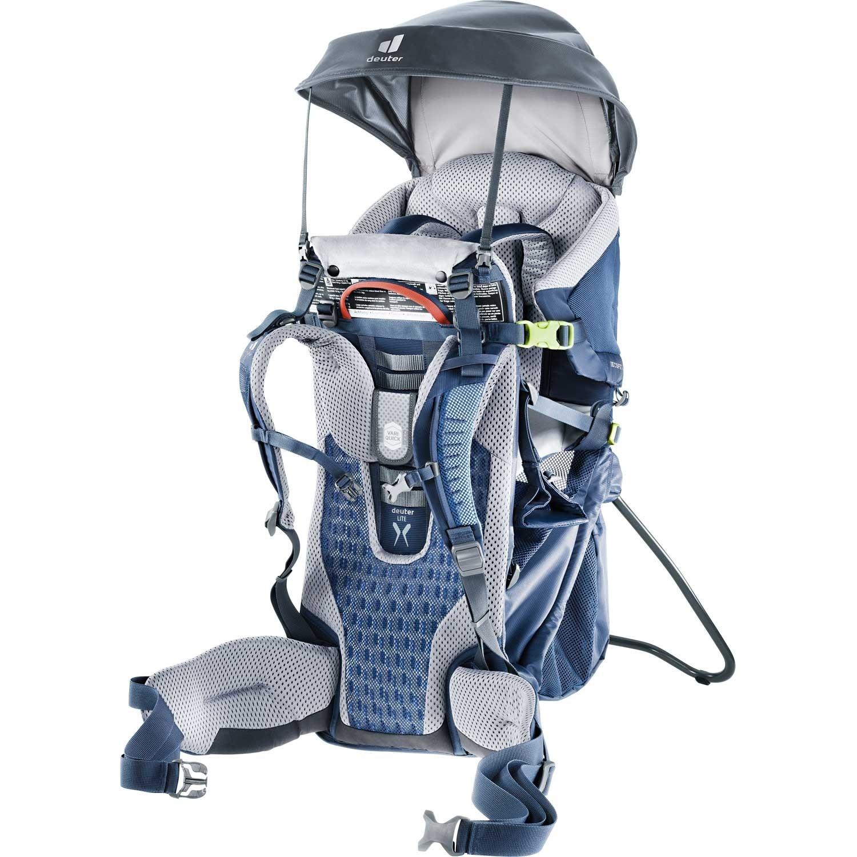 Deuter Kid Comfort Active Child Carrier - Midnight
