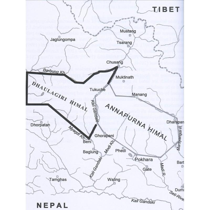 Dhaulagiri Himal: monograph - guide - chronicle by Explo