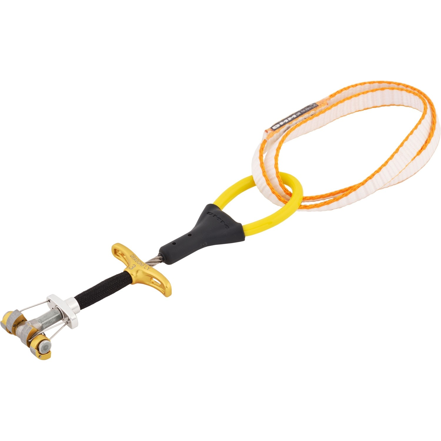 DMM Dragonfly Micro Cam - Size 3 - Gold
