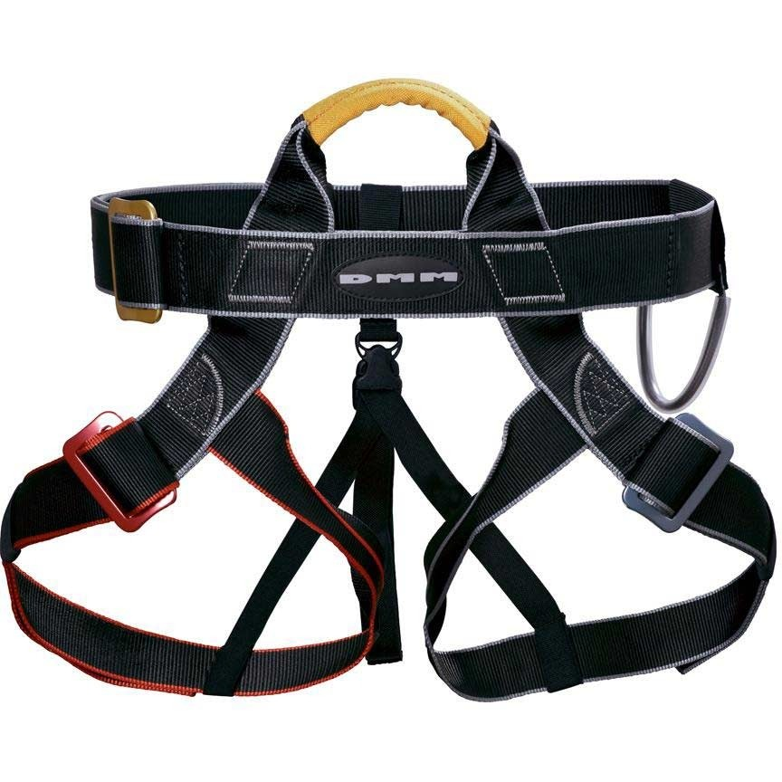 DMM Centre Alpine iD Harness - Regular
