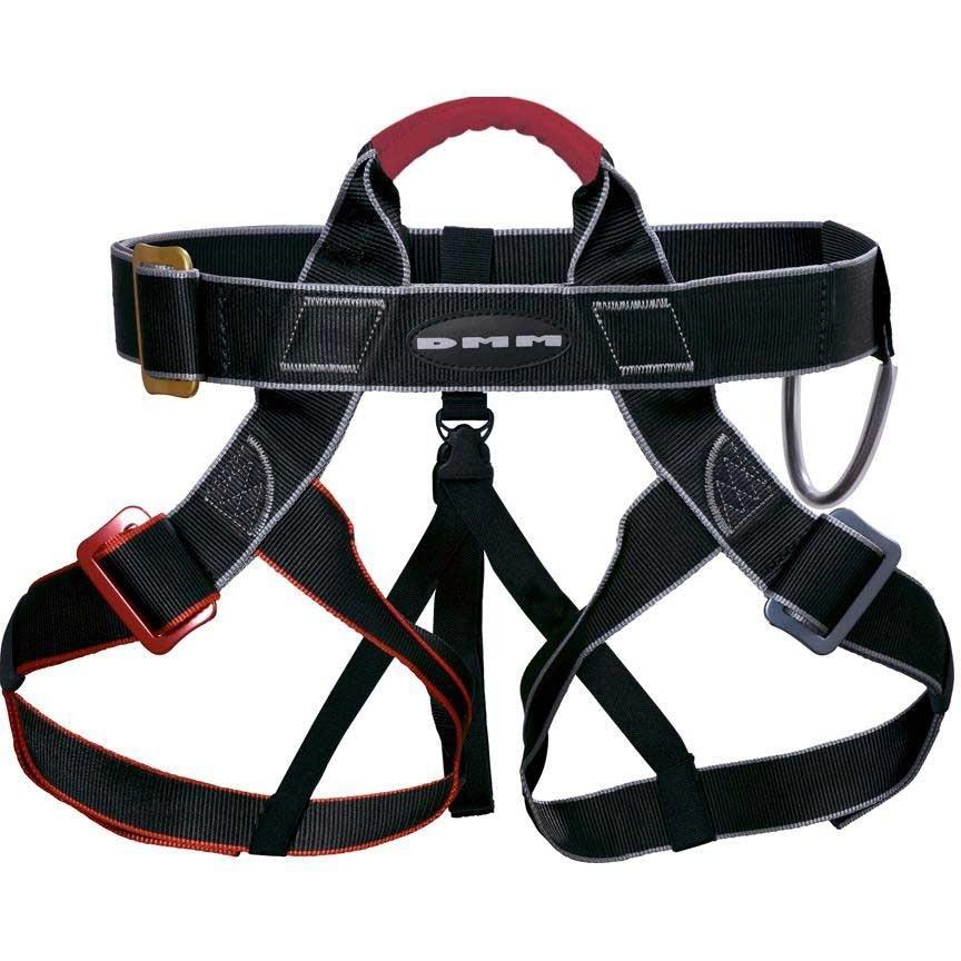 DMM Centre Alpine iD Harness - XL