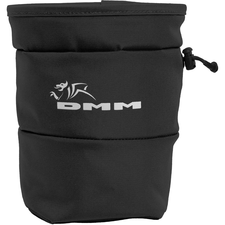 DMM Tube Chalk Bag - Black`