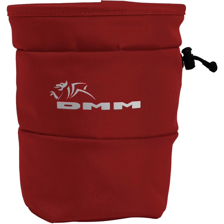 DMM Tube Chalk Bag - Red