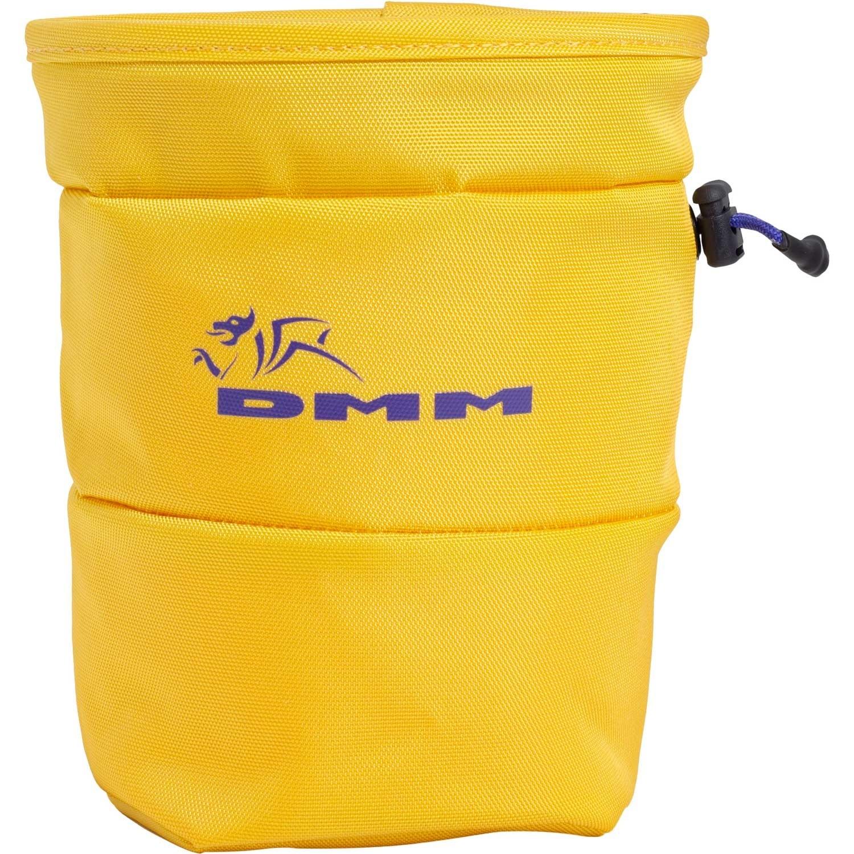 DMM Tube Chalk Bag - Yellow