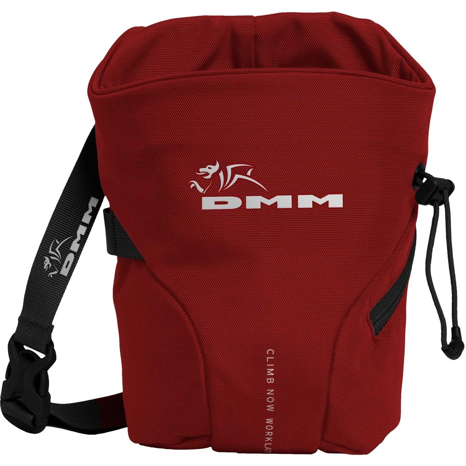 DMM Trad Chalk Bag - Red