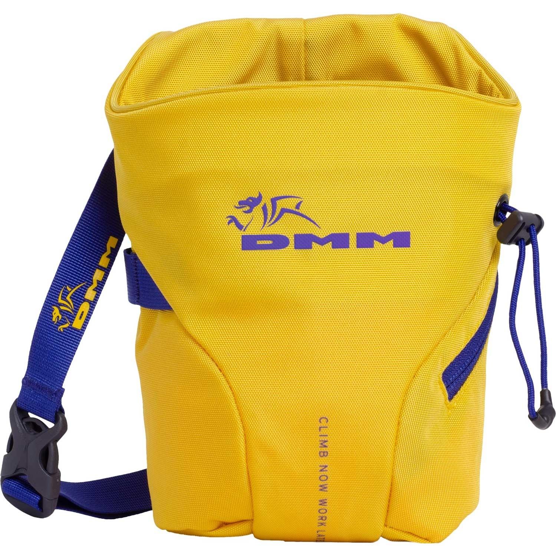DMM Trad Chalk Bag - Yellow