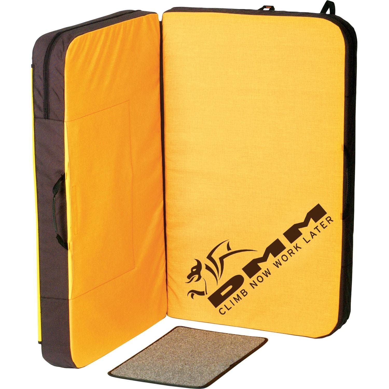 DMM Highball Bouldering Mat - Yellow