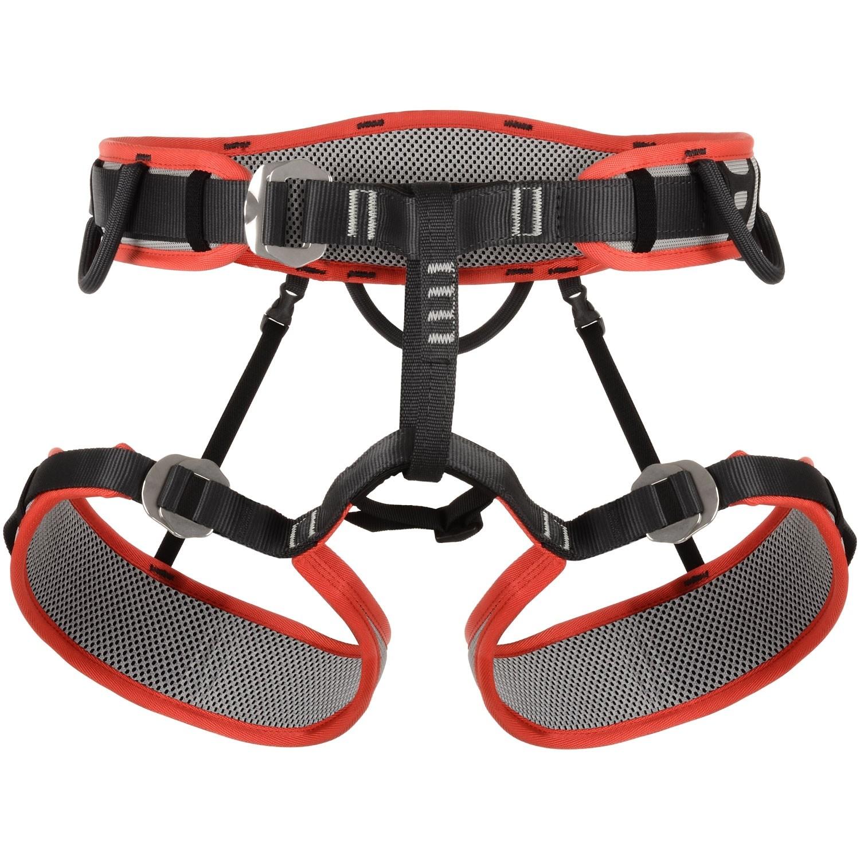 DMM Renegade 2 Climbing Harness - Red-Grey