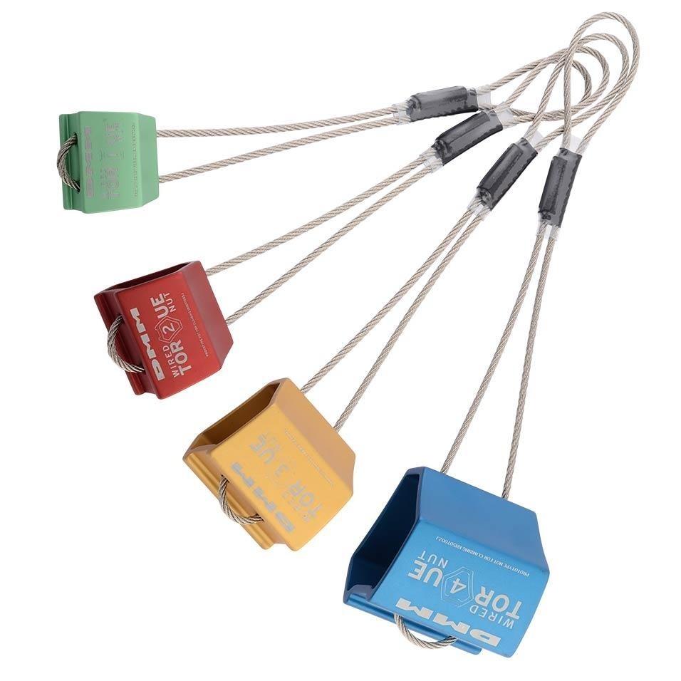 DMM Wire Torque Nut Set 1-4