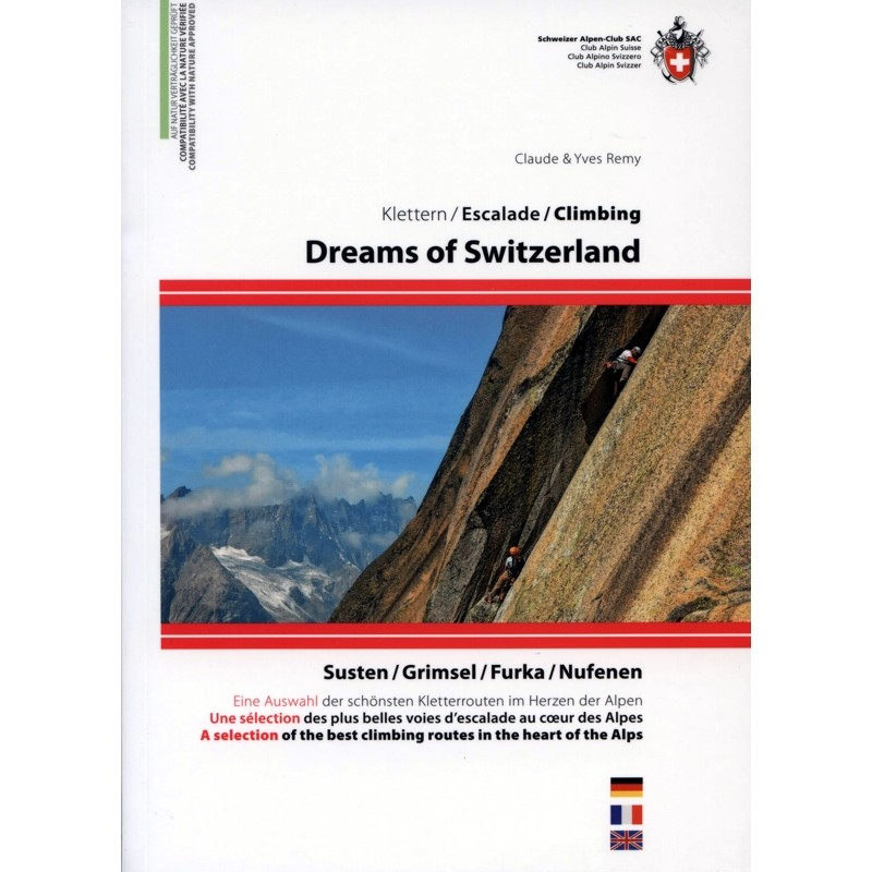 Dreams of Switzerland Climbing by Books And Maps