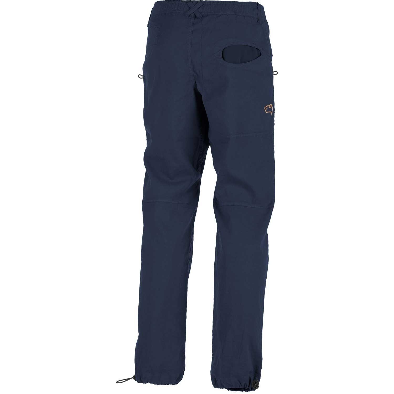 E9 Rondo Flax Climbing Trousers - Men's - Blue Navy
