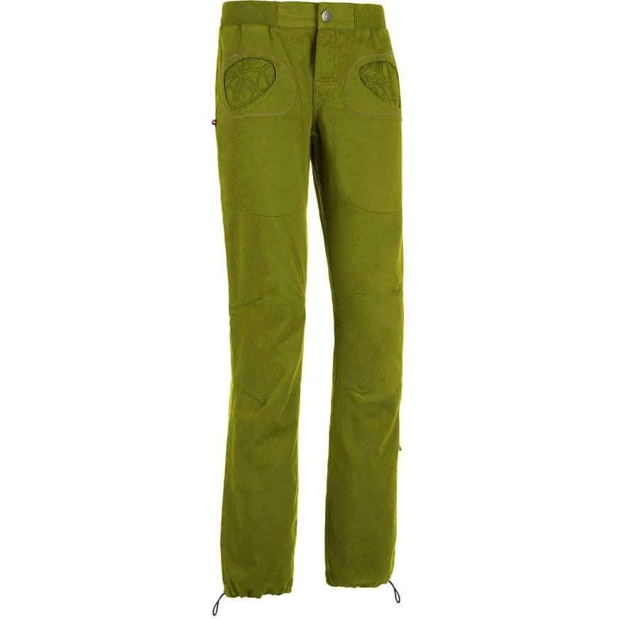 E9 Onda Slim Climbing Trousers - Women's - Apple