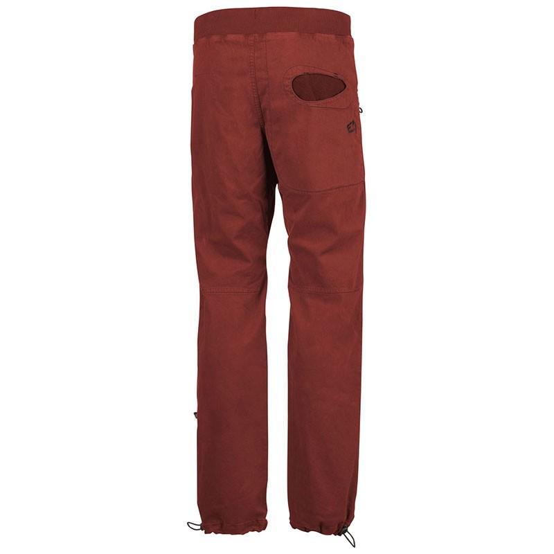 E9 Rondo Slim Climbing Trousers - Russet