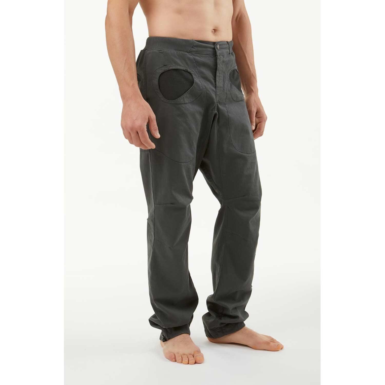 E9 Rondo Slim Climbing Trousers - Iron