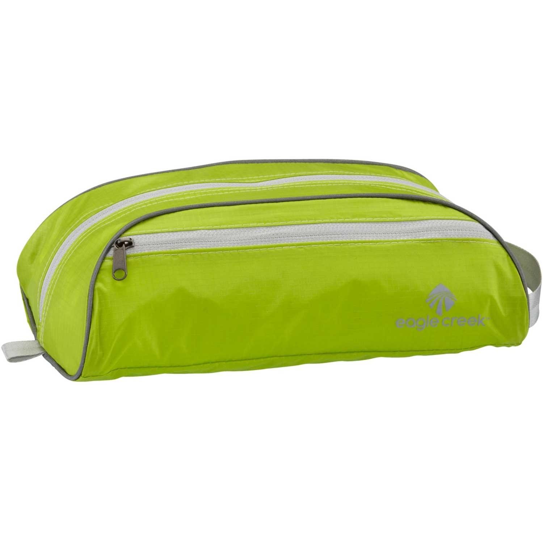 EAGLE CREEK - Specter Quick Trip Wash Bag - Strobe Green