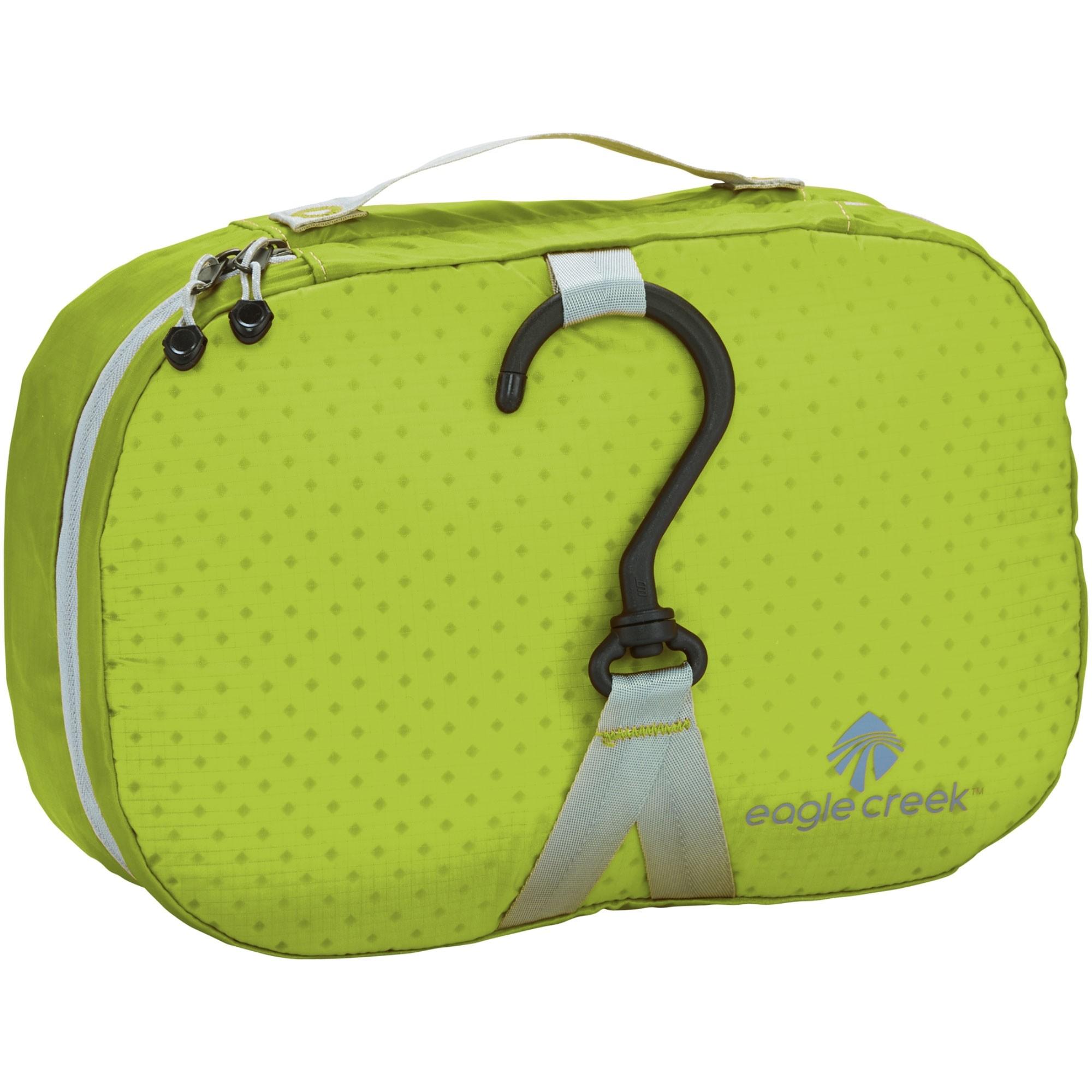EAGLE CREEK - Specter Wallaby Small Wash Bag - Strobe Green