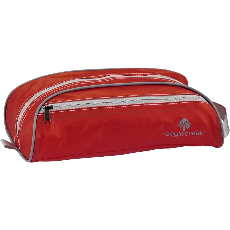 EAGLE CREEK - Specter Quick Trip Wash Bag - Volcano Red