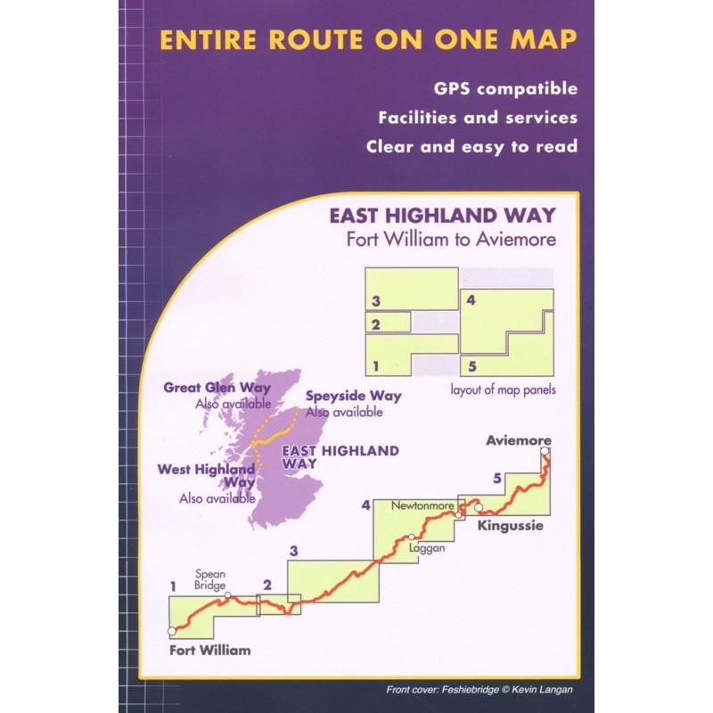 East Highland Way Xt40