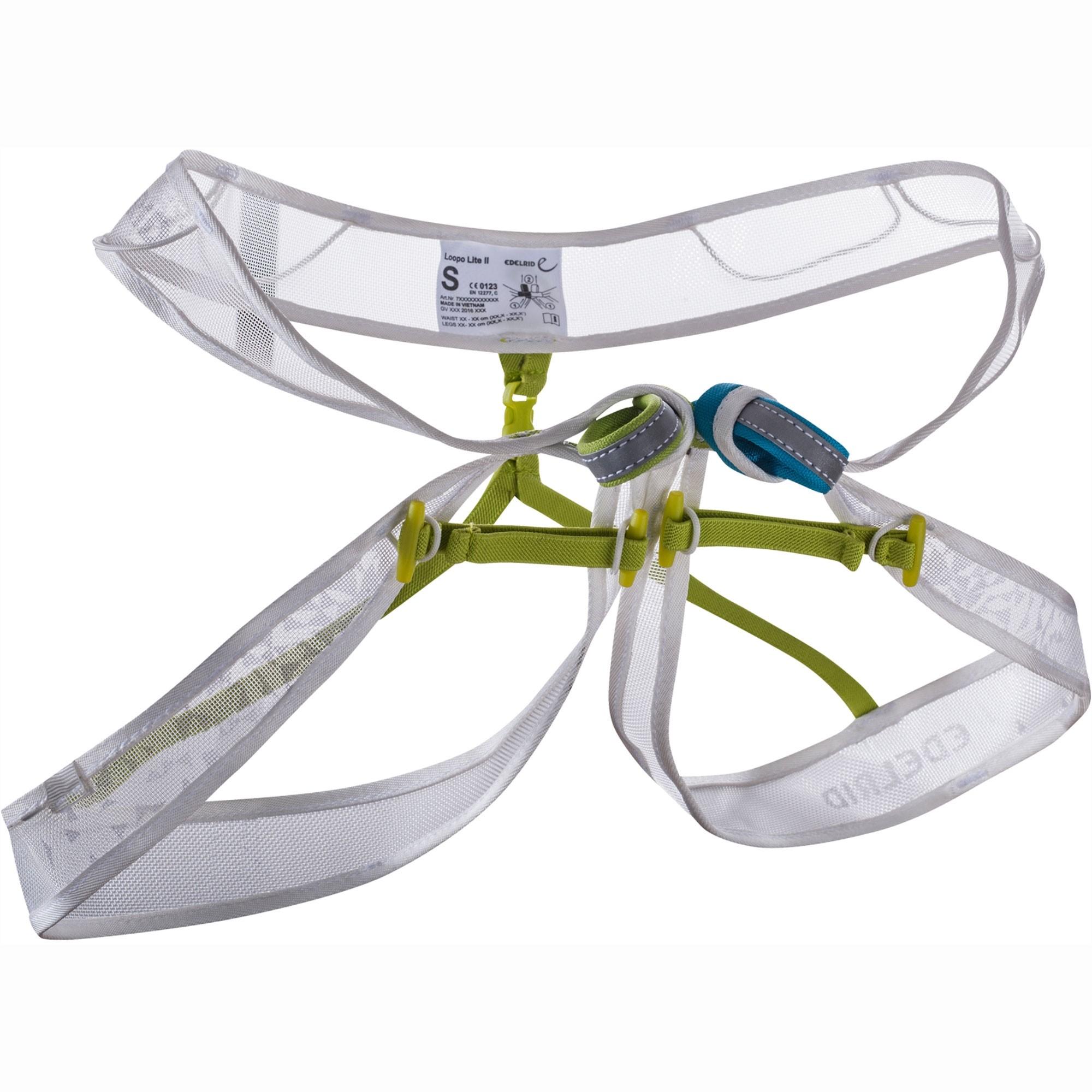 Edelrid Loopo II Lite Harness - Snow