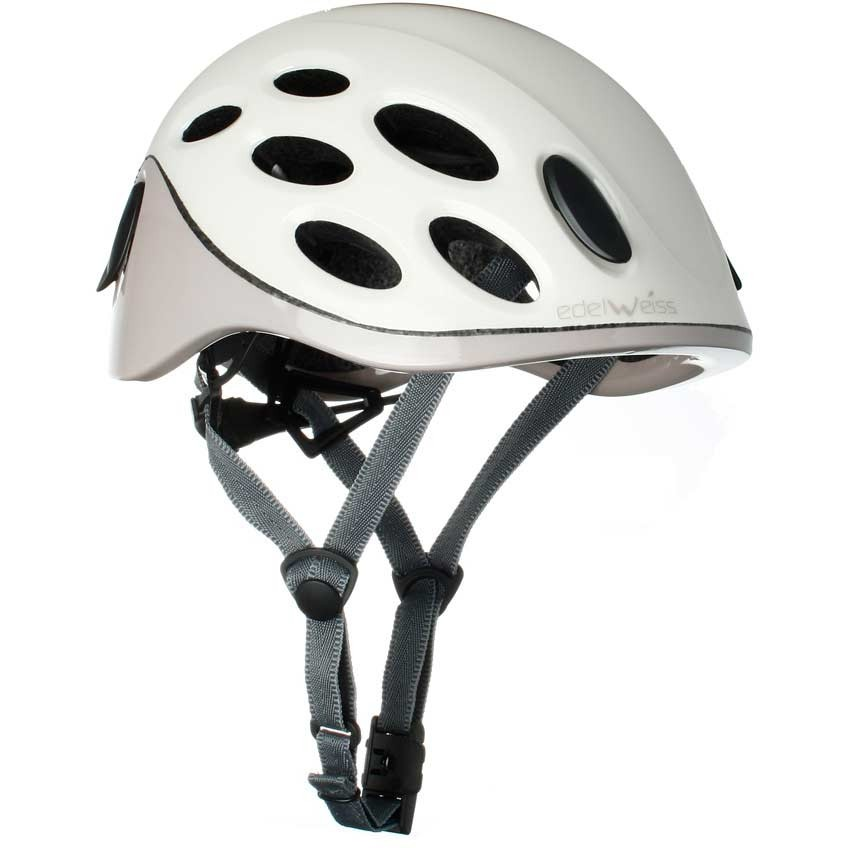 Edelwiss Venturi Climbing Helmet - White