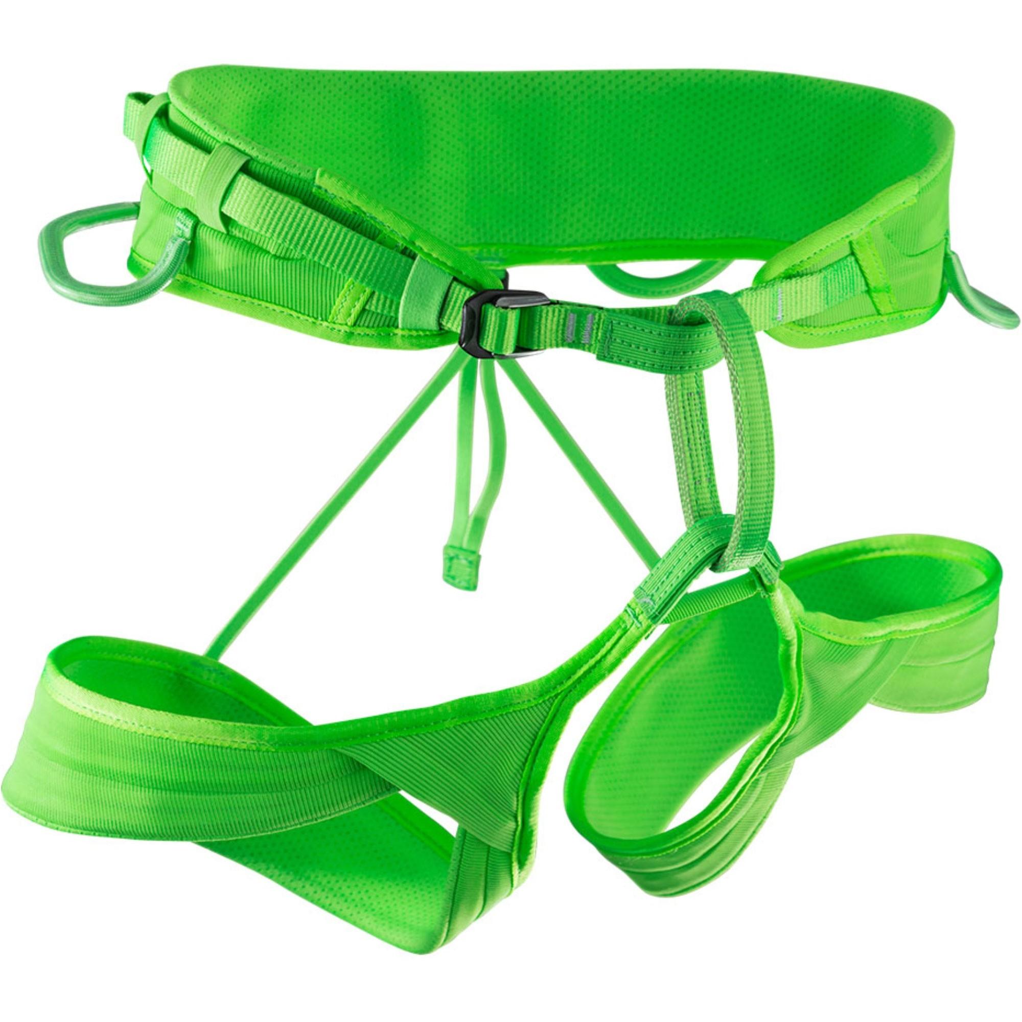 Edelrid Ace Ambassador Climbing Harness - Neon Green