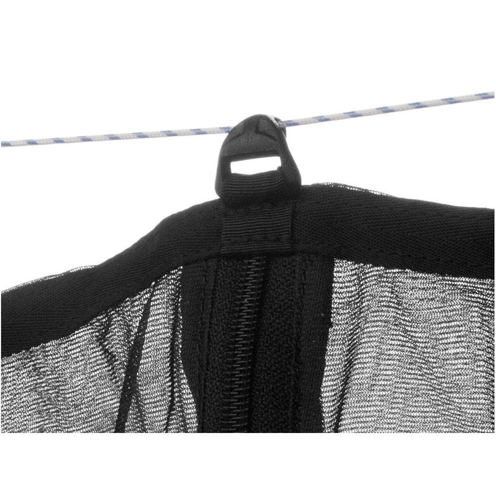 ENO Guardian Bug Net clip - Black